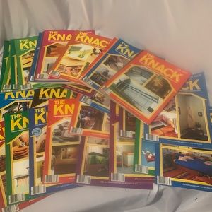 Other - Lot of 37 knack magazines